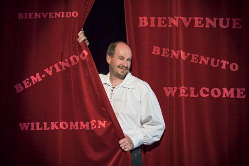 Willkommen bei Alexander Schattenberg
